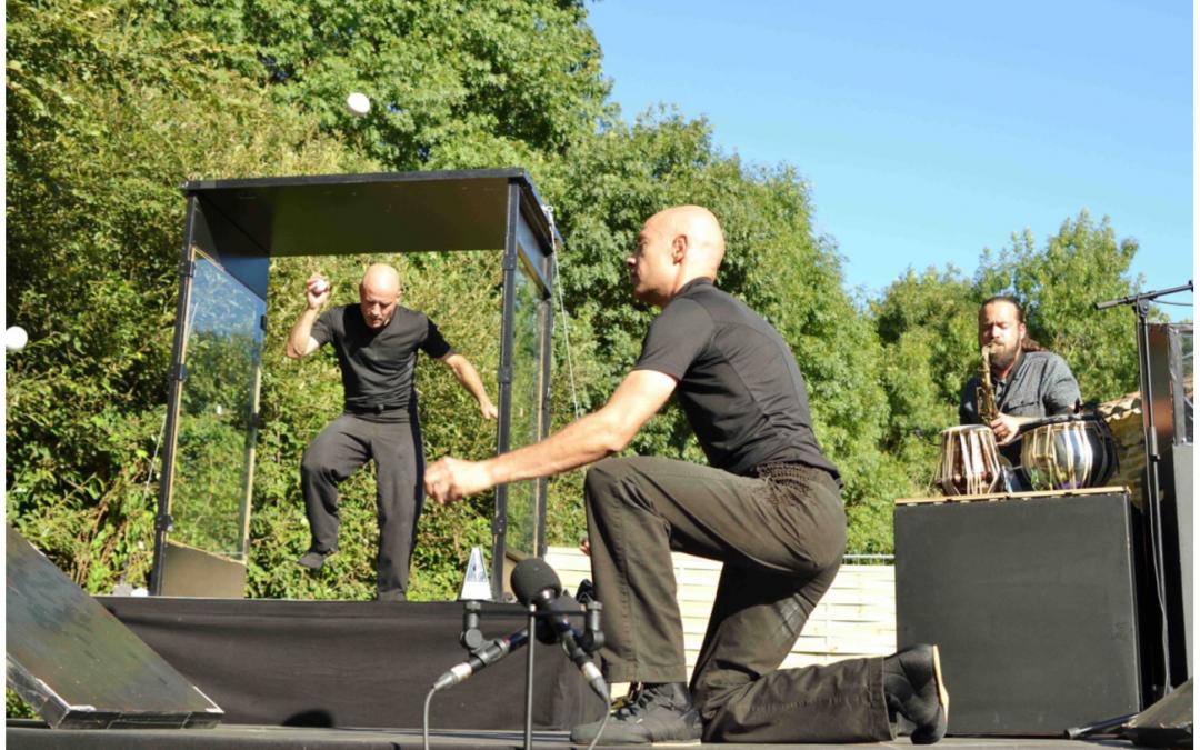 Stage de Percussions jonglées