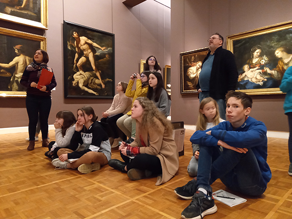 Retour sur la sortie musées à Rennes